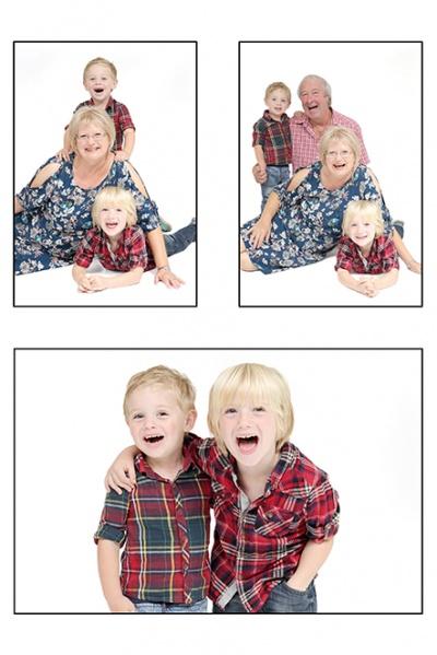 grandchildren familoy portraits