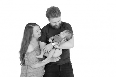 Newborn/Family Shoot