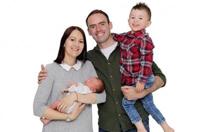 Newborn / family shoot