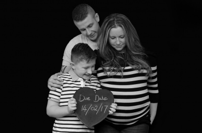 Bump family pictures