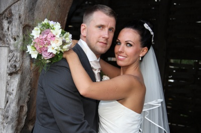 Wedding 25th August 2012